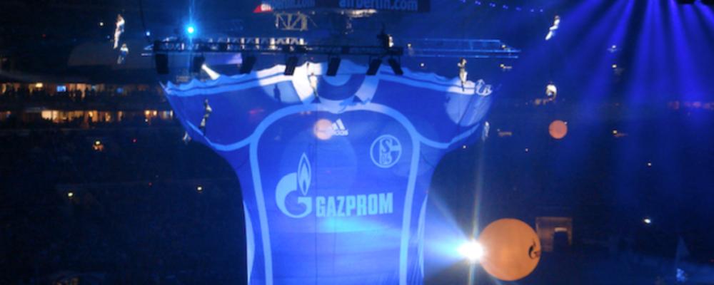 Gazprom okładka